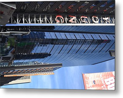 New York City V Metal Print by Robert Daniels