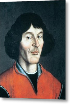 Nicolas Copernicus Metal Print by Universal History Archive/uig