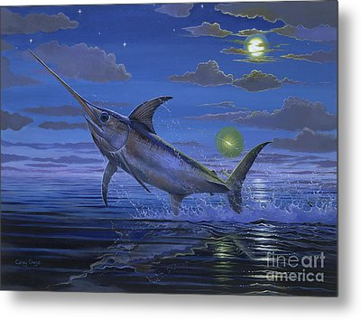 Night Bite Off0066 Metal Print by Carey Chen