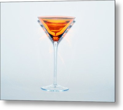 Nightcap Metal Print by Bill Cannon