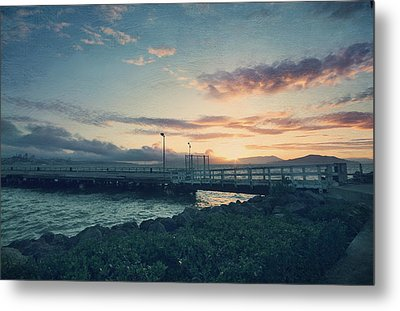 Nights Like These Metal Print by Laurie Search