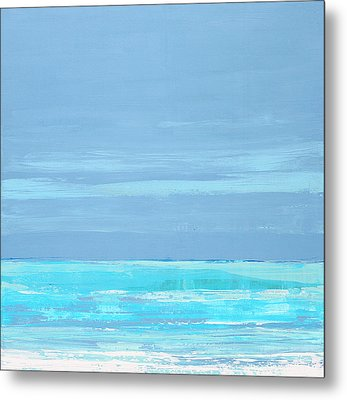 No. 104 Metal Print by Diana Ludet