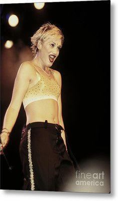 No Doubt Metal Print by Concert Photos