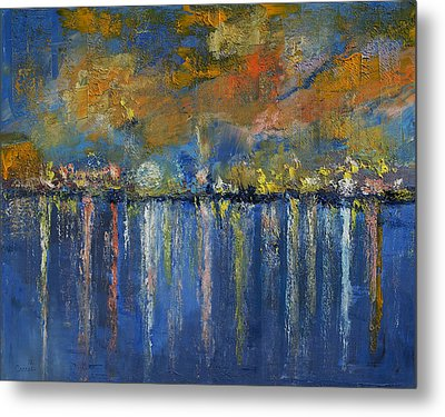 Nocturne Metal Print by Michael Creese