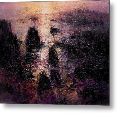 Nocturne Metal Print by R W Goetting