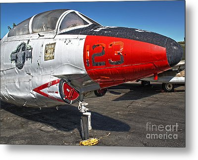 North American Buckeye T2-a Metal Print by Gregory Dyer