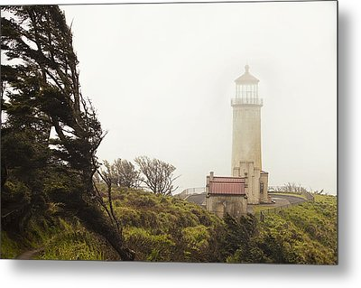 North Head Lighthouse Metal Print by Andrew Soundarajan