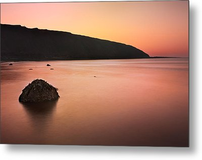 North Sea Metal Print by Svetlana Sewell