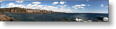 North Shore 1 Metal Print by Russell Smidt