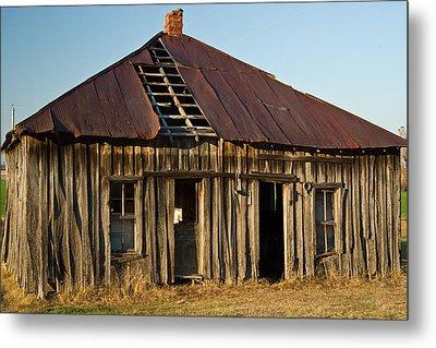 Oalold House Place Arkansas Metal Print by Douglas Barnett