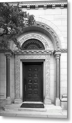 Oberlin College Cox Administration Building Metal Print by University Icons