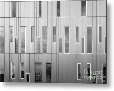 Oberlin College Kohl Building Metal Print by University Icons