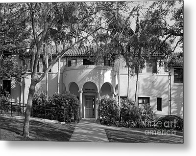 Occidental College Erdman Hall Metal Print by University Icons