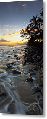 Ocean Flow Metal Print by James Roemmling