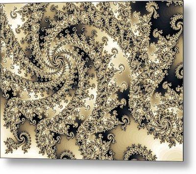 Tentacles Of Octopi Metal Print by Amanda Collins