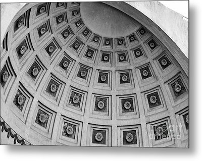Ohio State University Ohio Stadium Metal Print by University Icons