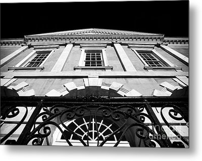 Old Exchange Building Metal Print by John Rizzuto