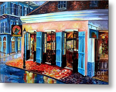 Old Opera House-new Orleans Metal Print by Diane Millsap