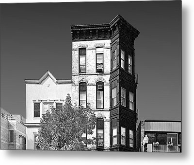 Old Town Chicago - The Second City Metal Print by Christine Till