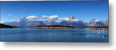 On A Clear Day Metal Print by Beve Brown-Clark Photography