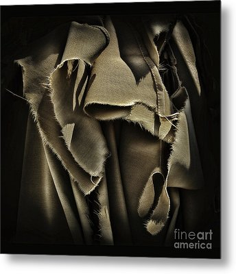 Once In A Torn Dream Metal Print by Walt Foegelle