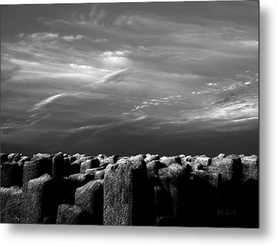 Once There Was A Place Metal Print by Bob Orsillo