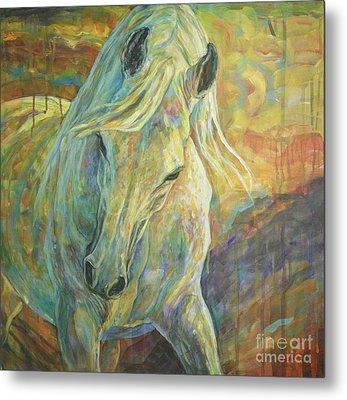 Opal Dream Metal Print by Silvana Gabudean