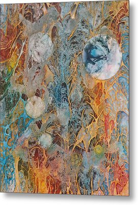 Organica Metal Print by David Raderstorf
