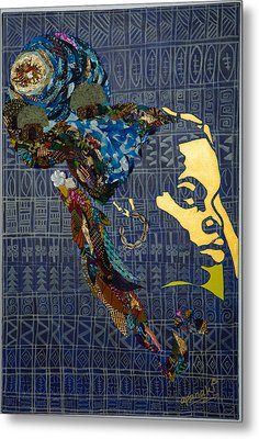 Ori Dreams Of Home Metal Print by Apanaki Temitayo M