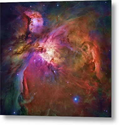 Orion Nebula Metal Print by Dale Jackson