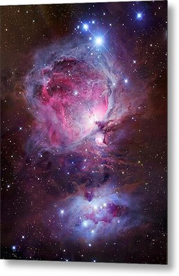 Orion Sword Metal Print by Celestial Images