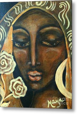 Our Lady Of Infinite Possibilities Metal Print by Maya Telford
