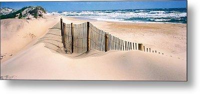 Outer Banks, North Carolina, Usa Metal Print by Panoramic Images