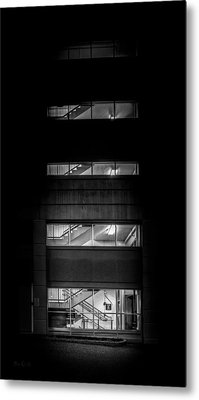 Outside Looking In Metal Print by Bob Orsillo
