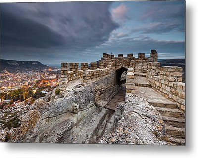 Ovech Fortress Metal Print by Evgeni Dinev