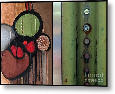 p HOTography 139 Metal Print by Marlene Burns