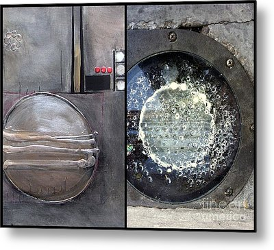 p HOTography 153 Metal Print by Marlene Burns