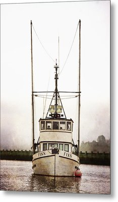 Pacific Northwest Morning Metal Print by Carol Leigh