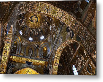 Palatine Chapel Metal Print by RicardMN Photography