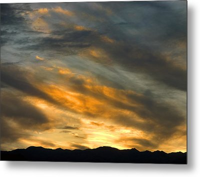 Panamint Sunset Metal Print by Joe Schofield