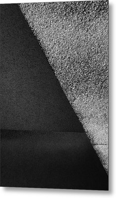 Parallel Metal Print by Adam Cook