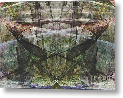 Parallel Universe 20130615v2 Metal Print by Wingsdomain Art and Photography