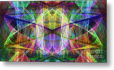 Parallel Universe Ap130511-22-2b Metal Print by Wingsdomain Art and Photography