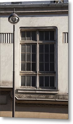 Paris Geometry 3 Metal Print by Art Ferrier