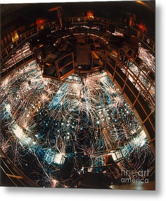 Particle Accelerator Metal Print by Science Source