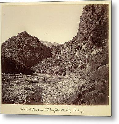 Pass Near Ali Musjid Metal Print by British Library