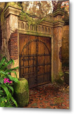 Passage To The Past Metal Print by Doug Kreuger