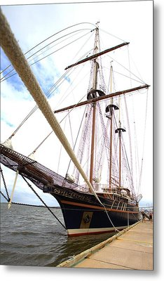 Peacemaker Metal Print by Gordon Elwell