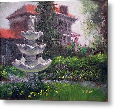 Peel Mansion Metal Print by Timothy Jones