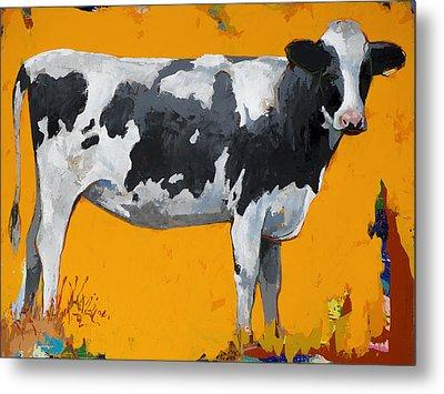 People Like Cows #16 Metal Print by David Palmer